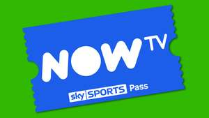 NOW TV Sports Month Pass - £20/month for 2 months