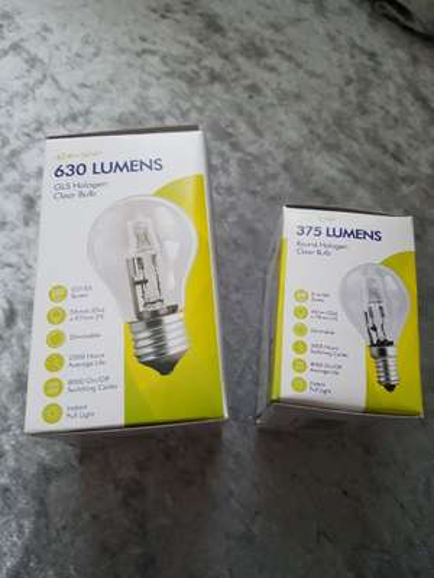 E14 E27 bulbs 50p @ Poundworld - Speke