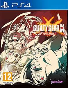 Guilty Gear Xrd Revelator [PS4] £7.50 (Prime) £9.49 (non-Prime) at Amazon