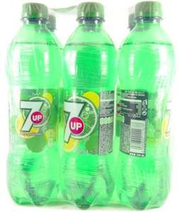 6 pack 500ml 7up for only £1.98 dated 2/18 barking @ Sam99