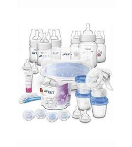 Philips Avent Classic + Starter Set £69.99 / £74.98 delivered @ Studio