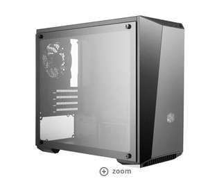 Cooler Master MasterBox Lite 3.1 TG Micro ATX PC Case - £26.99 (+£5.48 postage) at Scan (Today Only page)