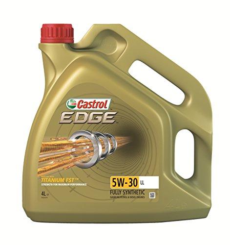 Castrol EDGE 5W 30 - 4L £25.99 Delivered @ Amazon