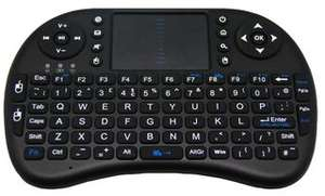 Wireless Mini Keyboard & Touchpad, excl battery @ CPC £3.60 free del on £6 spend