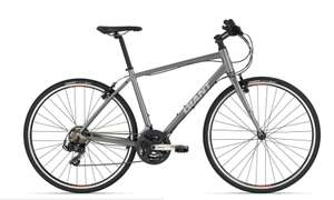 Giant Escape 3 2017 Hybrid Bike Grey, £244.29 delivered from RutlandCycling