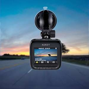 AUKEY Dash Cam 1080P £ 33.59 - Sold by yueying and Fulfilled by Amazon