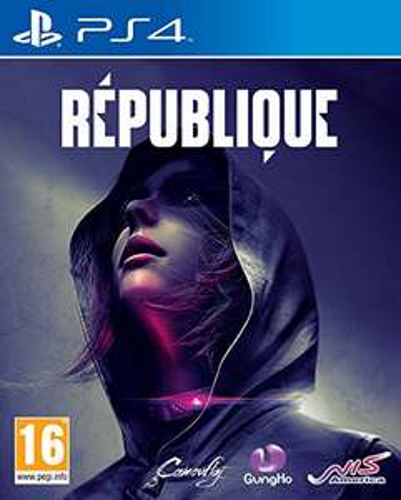 République for PS4 £12.50 (Prime) / £14.49 (non-Prime) at Amazon