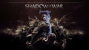Middle-earth: Shadow of War PC + DLC £22.99 @ CDKeys