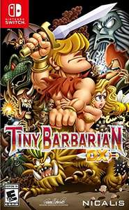 Tiny Barbarian NINTENDO Switch £24.81 delivered @ Amazon