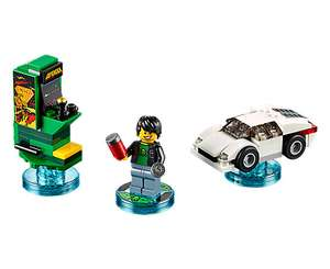 Lego Dimensions - Midway Arcade half price - £14.99 / £18.94 delivered at Lego store.