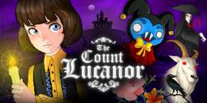 The count lucanor (Switch) £5.99 digital @ eshop
