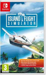 Island Flight Simulator (SWITCH) £26.95 @Coolshop