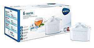 In-store Sainsbury's Brita Maxtra filters 6 pack clearance £7.20