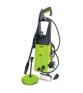 Draper 1500 watt pressure washer, with patio kit. £44.93 with code GSG10 at Robert Dyas