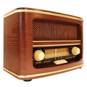 GPO Winchester Stand Alone Nostalgic AM/FM Radio - £12.49 delivered Amazon/Office Specialities Online Ltd