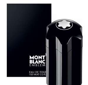 Montblanc Emblem Eau de Toilette 100ml with free delivery at AllBeauty for £28.75