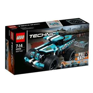 LEGO 42059 Technic Stunt Truck Vehicle Set £12.60 prime / £16.59 non prime @ Amazon