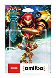 Samus Aran/Metroid Amiibo - Metroid Collection £12.99 prime / £14.98 non prime @ Amazon