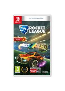 Rocket League Collectors Edition (SWITCH) £25.85 @ Base