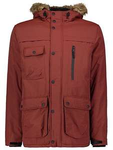 UPTO & better than 1\2 price mens coat sale -Men's hooded parka coat sizes S,L,XL,XXL,£20 ,(see post) @ asdageorge