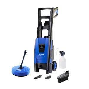 Nilfisk C130.2-8 Pressure Washer & accessories Was £149.99 NOW £99.99 delivered @ Cleanstore