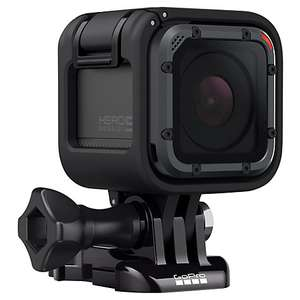 GoPro HERO5 Session Camcorder, 4K Ultra HD, 10MP, Wi-Fi, Waterproof, £179 from JLewis and amazon