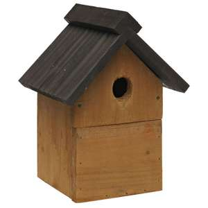 Bird boxes half price at wilko, now £2.50