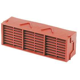 Terracotta Air Brick Terracotta 76mm x 229mm 85p @ Screwfix