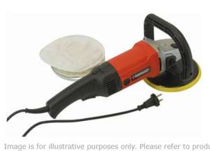 1200W Angle Polishing Machine £42.92 @ CPC