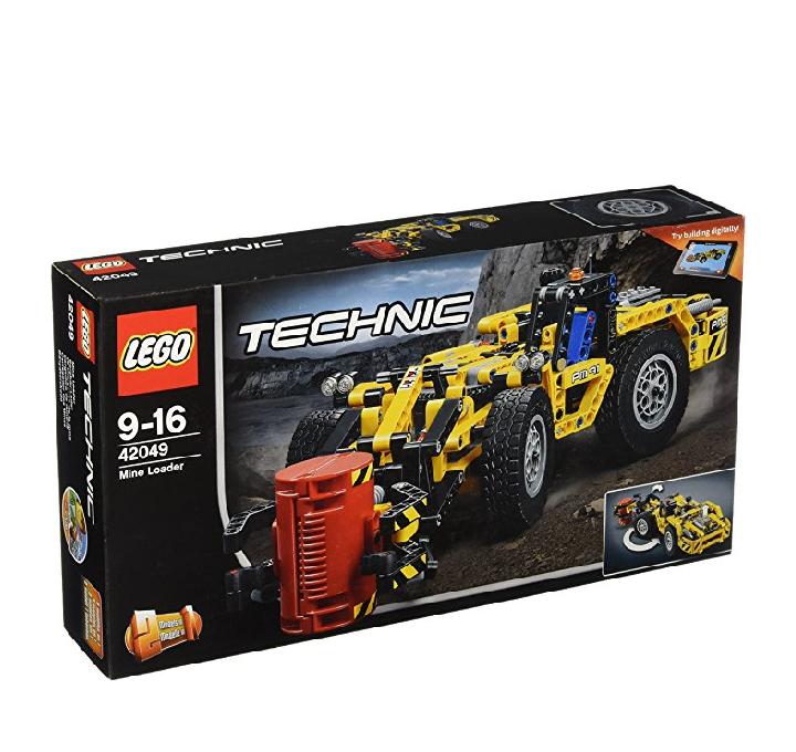 Lego technic 42049 mine loader £30.44 - Amazon (Prime Exclusive)