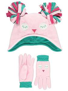 Girls and boys Hats & gloves sets £3 ( see post )  6 designs & all age ranges available @ Asda george