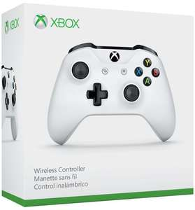 Xbox one white controller £33.99 @ go2games