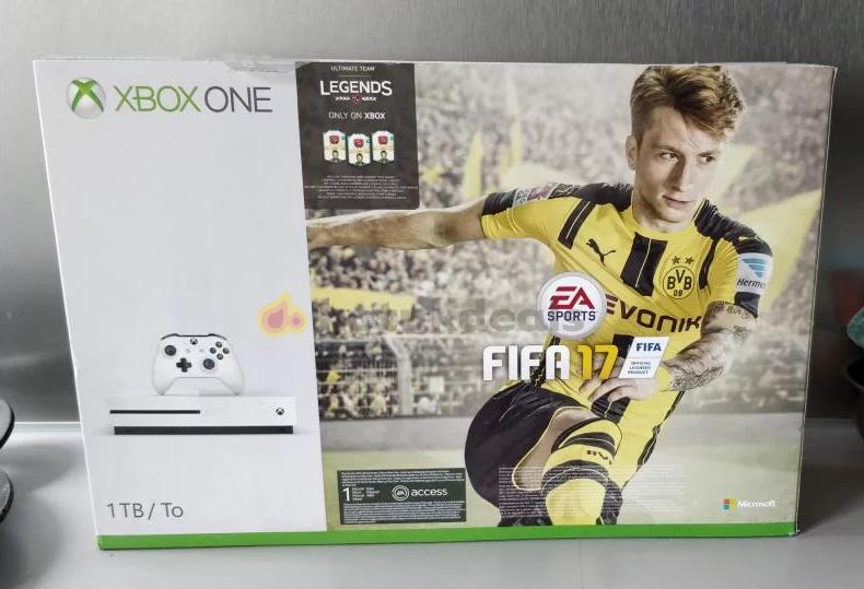**Xbox one 1tb white console with fifa 17 £135** instore @ Tesco Rainham