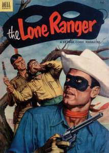 Hi Ho Silver  !!!   - Lone Ranger Comics (Various Formats)  Free Downloads @ Archive.Org