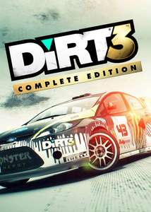 [Steam] DiRT 3 Complete Edition - 70p - SCDKey