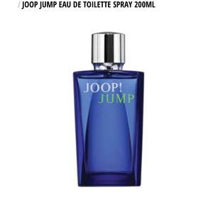 Joop Jump EDT Spray 200ml, +10% OFF WITH CODE - EXTRA10 £23.15 delivererd @ Fragrance direct