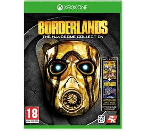 Borderlands: The Handsome Collection £11.99 @ Argos (XBOX One & PS4)