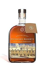 Woodford Reserve Bourbon Whiskey Holiday Edition, 1 L - £34.26 @ Amazon