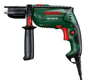 Bosch PSB 500 RE Hammer Drill - 39.99 at Clas Ohlson ( down from 49.99)