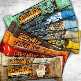 Grenade Carb Killas for £18.95 + 3x FREE Protein Bars @Musclefood no min spend £3.95 del