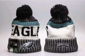 *Superbowl Sunday*  NFL winter sideline beanie bobble hat. Take a punt on a Chinese ebay seller (only*2012) - £8.07 (plus £1.41 P&P)