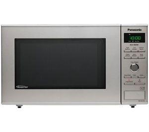 Panasonic 1000w stainless steel microwave SD27HSBPQ - £99.99 @ Argos eBay Store (refurbished)
