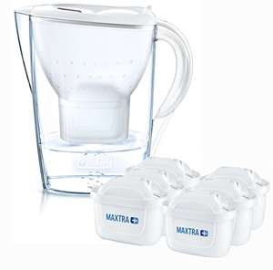 BRITA Marella Cool Water Filter Jug + 6 Cartridges - £27.95 Delivered by Orazoo via Amazon