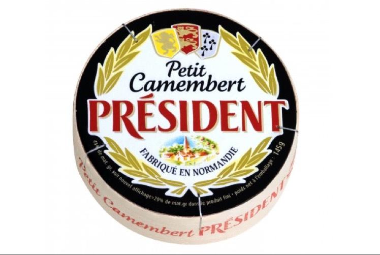 President petit Camembert 145g - 60p @ Heron Foods