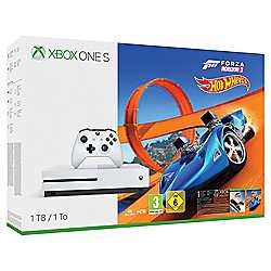 Xbox one s 1tb Forza 3 hotwheels dlc console plus 3 months xbox live and mine craft explorers - £229 @ Tesco