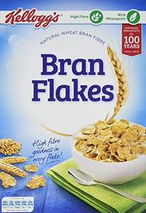 All-Bran Flakes 500 g (Pack of 5) - £5 / £3.25 with code @ Amazon (Add on Item)