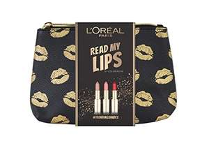 L'Oreal Paris Read My Lips Christmas Lip Care Gift Set - £7.04 @ Amazon (Prime Exclusive)