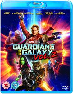 Guardians of the Galaxy Vol. 2 [Blu-ray] [2017] plus delivery @ Amazon - £7.98 Prime / £9.97 non-Prime