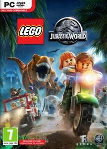 [Steam] Lego Jurassic World - £1.99 - CDKeys