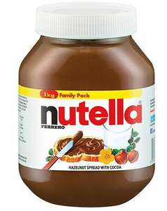 1Kg Nutella  £3.99 @ Lidl from 8th February